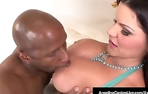 Cuban BBW Angelina Castro Royal Fucked By Dastardly Prince!