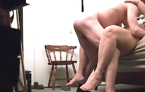wife fucked by the bed