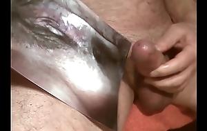 Kater xxx Tribute - Sperma in die behaarte offene Fotze gerotzt