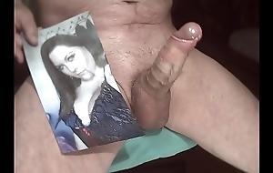 Kater xxx Tribute - ins Gesicht und auf die Titten abgesahnt