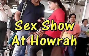 SEX Behave oneself AT HOWRAH