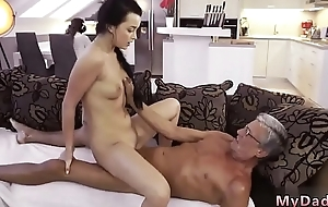 comrade'_s daughter begs daddy Her prurient energy had to suffer from a way