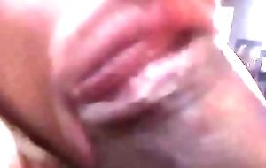 daisey estevez sucking a horseshit pt1