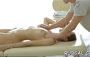 Massage in the air release