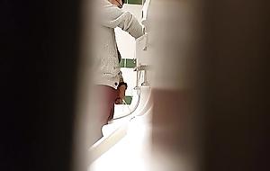 CRUISING SPY #2 ESPIANDO BA&Ntilde_OS WC Men's room PERU