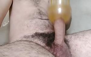 Meu pau pulsando na punheta