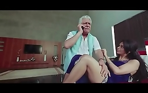 Om Puri and Mallika Sherawat Shagging Nude Scene - Hot Masala Scenes stranger Bollywood Blear Dirty Politics - Blowjob