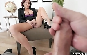 Milf gets caught hd and miniature hardcore Ryder Skye connected with Stepfather Sex
