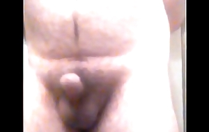 Beamy Cum From Nipple Play!!