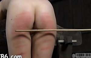 Pledged slave receives Rabelaisian pleasuring her naughty snatch