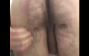 Guy shows his horny ass on Snapchat