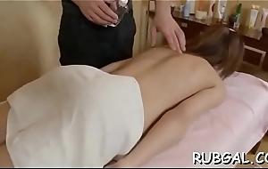 Unorthodox porn massages