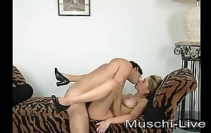 Ex Miss fucks again