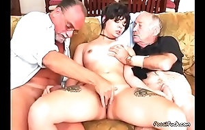 Teen Sydney Sky Gets Paid By Old Men For Sex