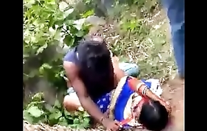 Desi Indian Troop Bang nigh Jungle