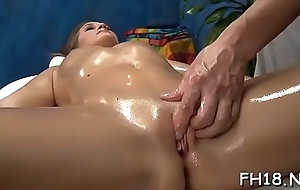 Sexy sweltering gets a pussy rub-down then screwed hard!