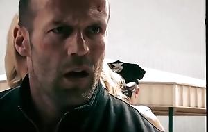 celebrity mating helter-skelter public with jason statham forced HD