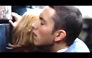 Dignitary Eminem and Brittany Murphy Deleted Instalment above 8 Mile Ballpark Sex