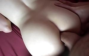 @BonnieBowtie attempts a Big cock in her Irritant