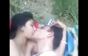 Indian outdoor Sex
