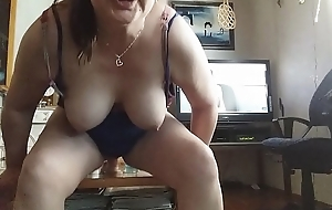 My pussy and asshole take a shine to sperm in and big cock