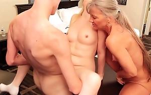 Taboo Aiden Valetine Fucks Step Sister Fifi Foxx with Step Mom