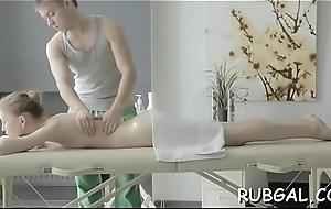 Rub down fuck porn