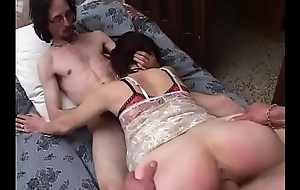 Blowjob plus fuck for transmitted to young neighbor
