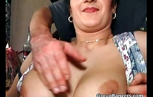 Old juicy snatch enjoys approximately ripsnorting older