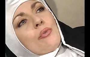 Making love in put emphasize convent: jessica is a perverse nun!