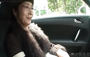 Chap-fallen oriental granny obtaining fucked - vporncom