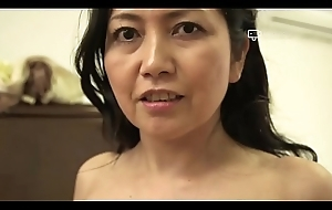 Happy Habitation - Japanese Granny Azusa Mayumi Strips relative to Will not hear of Home