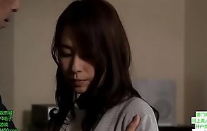 Japanese spliced having an affair alongside option man hot coitus
