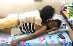 Little desi girls have a pleasure in hoatel