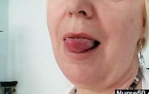 Big milk sacks old BBC slut in uniform fingers lanuginous bawdy cleft