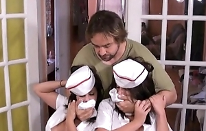 Kidnapped drugged nurses pt 1