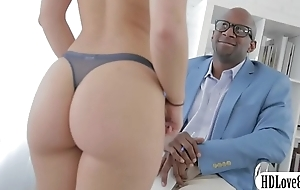 Horny remy lacroix anal interracial sexual congress off out of one's mind large unscrupulous cockcial sexual congress