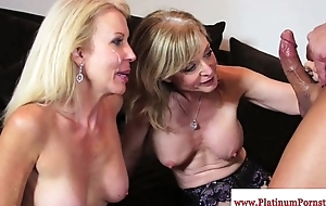 Nina hartley and erica lauren pace cum