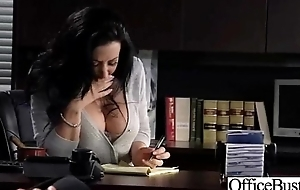 Gorgeous employee doxy slutty wife (jayden jaymes) adjacent to round spacious bazookas group-sex in office clip-20
