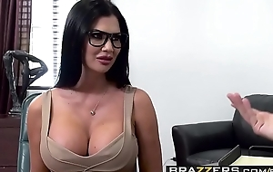 Big tits elbow work - quid pro blow scene starring jasmine jae keiran lee