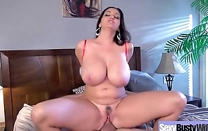 (ava addams) wicked sexually excited doxy amateur wife love intercorse on bootlace camera clip-05
