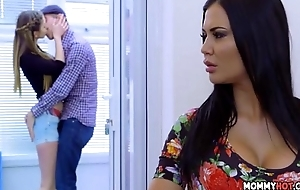 Bringing stepsiblings come close to readily available - jasmine jae coupled with stella cox