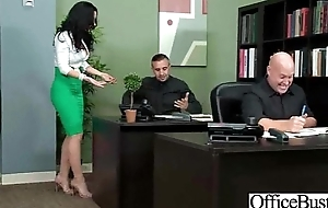 Hardcore sex chapter in office alongside doxy nasty breasty white wife (jayden jaymes) clip-16