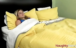 Pervert son wakes up mommy - free training episodes within reach naughtyfam.com
