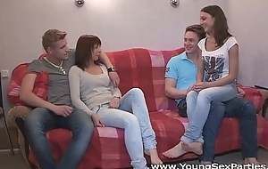 Young dealings parties - calling a ally for a dealings platoon kristina, double-dealing di
