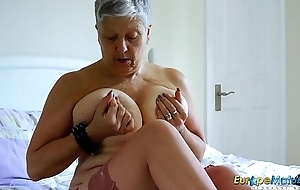 EuropeMaturE Successfully Breasts Solo Action Stiffness