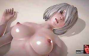 2b Dote on Time nigh 2b 3d pasquinade carnal knowledge game