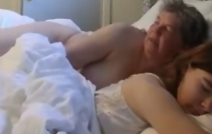 Dwelling-place videos lesbians mom and lass