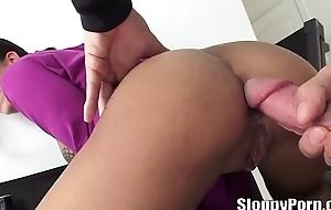 Mr Big Bonnie Rotten rough ass fucking